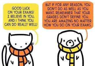 Affirmation Grades