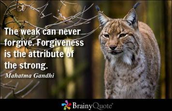 mahatmagandhi Forgive