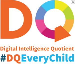 DQ Logo with #DQEveryChild Subtitle 2