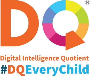 DQ Logo with #DQEveryChild Subtitle