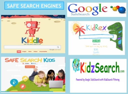 SAFE SEARCH ENGINES 1