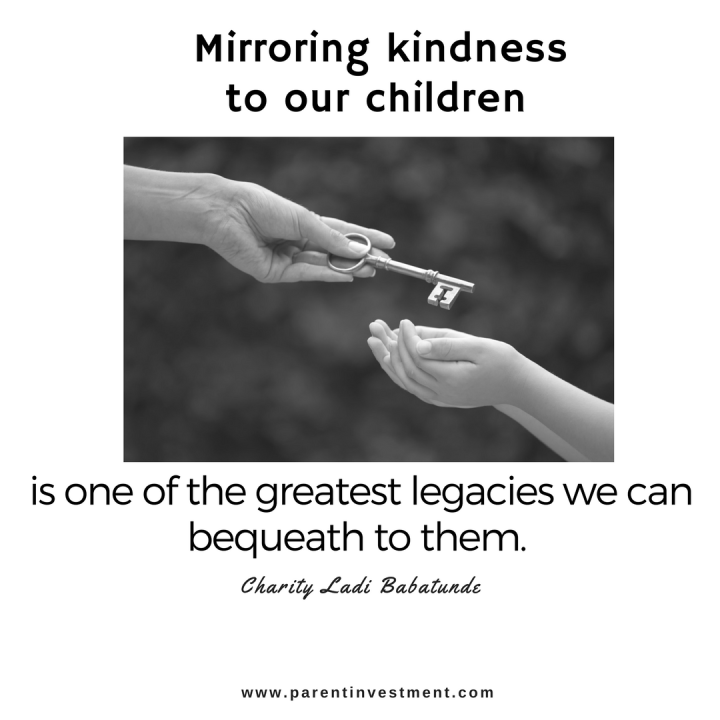 MIRRORING KINDNESS