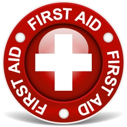 first-aid-red